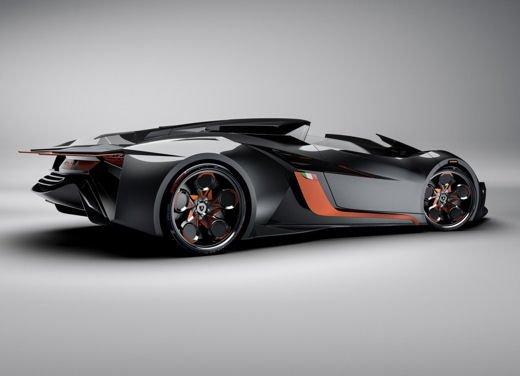 Lamborghini Diamante Concept - Foto 12 di 21