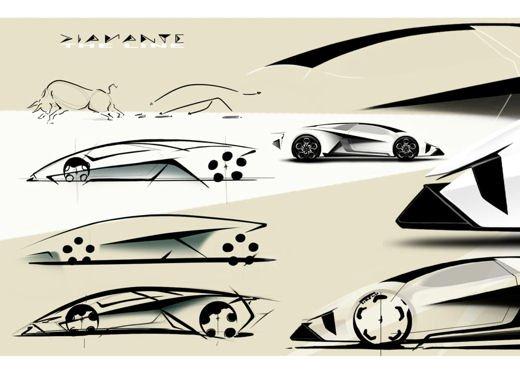 Lamborghini Diamante Concept - Foto 14 di 21