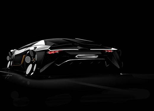 Lamborghini Diamante Concept - Foto 16 di 21