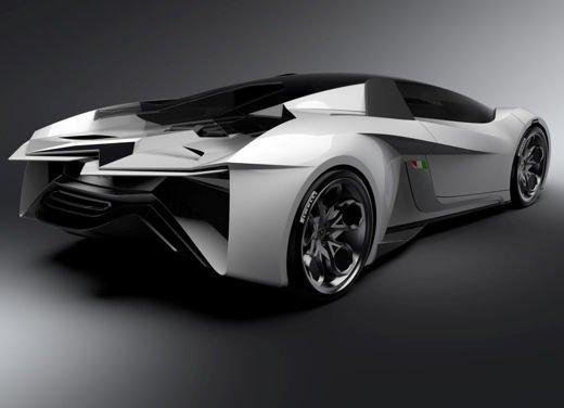 Lamborghini Diamante Concept - Foto 17 di 21