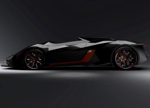 Lamborghini Diamante Concept - Foto 18 di 21