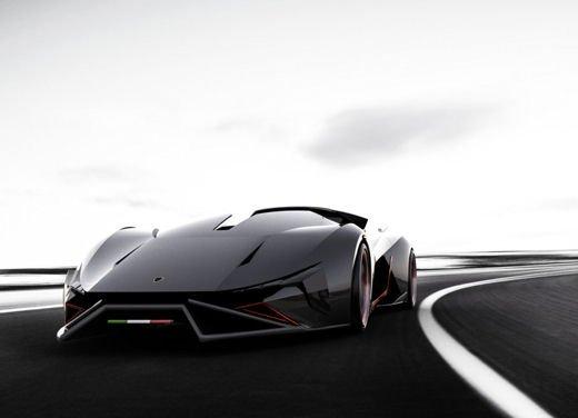 Lamborghini Diamante Concept - Foto 2 di 21