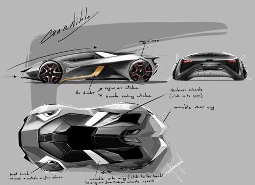 Lamborghini Diamante Concept - Foto 5 di 21