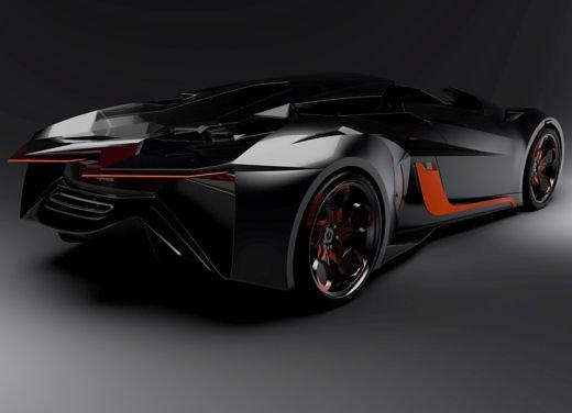 Lamborghini Diamante Concept - Foto 7 di 21