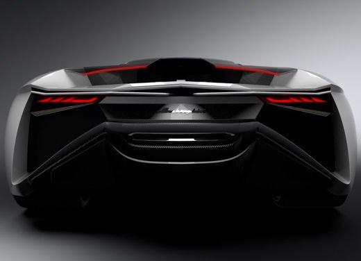 Lamborghini Diamante Concept - Foto 10 di 21