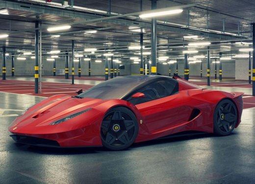 Ferrari Verus Rendering