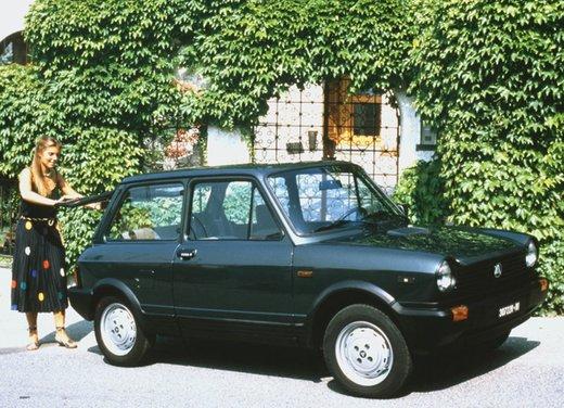 Autobianchi A112, storia di un successo italiano - Foto 4 di 10