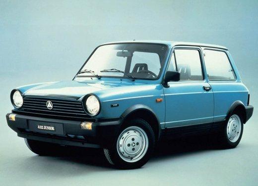 Autobianchi A112, storia di un successo italiano - Foto 5 di 10