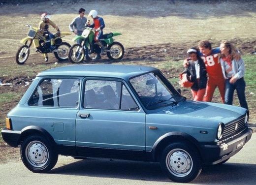 Autobianchi A112, storia di un successo italiano - Foto 8 di 10