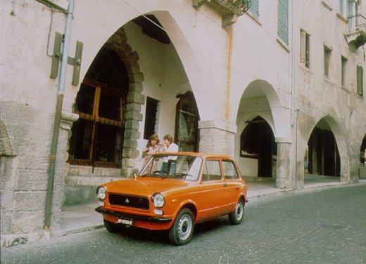 Autobianchi A112, storia di un successo italiano - Foto 9 di 10