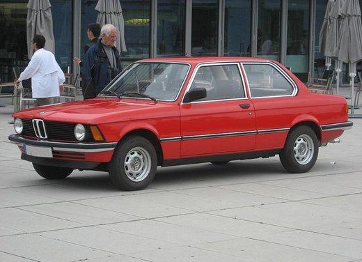BMW Serie 3, oltre 38 anni di successi