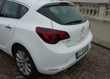 Opel Astra GPL Long Test Drive - Foto 15 di 22