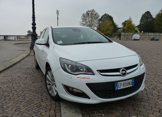 Opel Astra GPL Long Test Drive - Foto 4 di 22