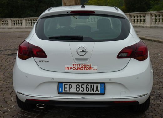 Opel Astra GPL Long Test Drive - Foto 17 di 22