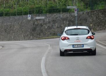 Opel Astra GPL Long Test Drive - Foto 11 di 22
