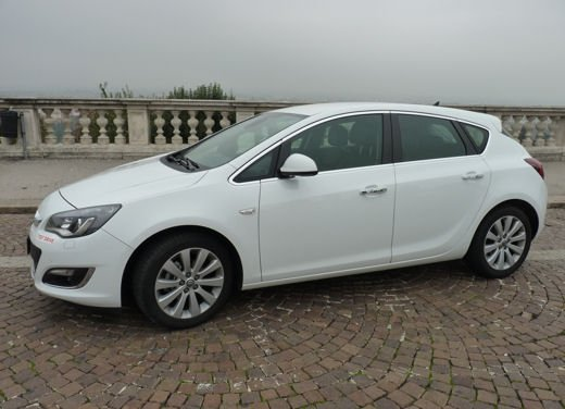 Opel Astra GPL Long Test Drive - Foto 8 di 22