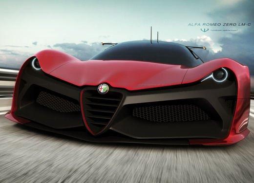 Alfa Romeo Zero LM-C