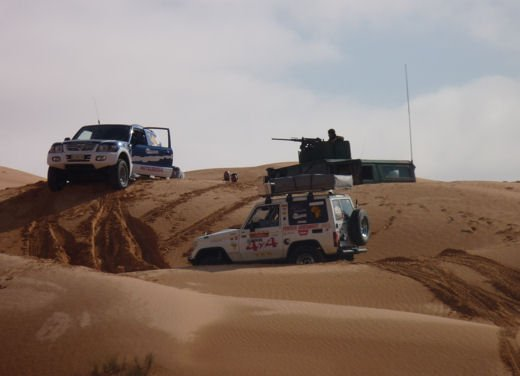 Tunisia – 1° El Borma Challenge - Foto 18 di 21