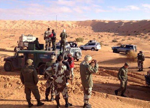 Tunisia – 1° El Borma Challenge - Foto 9 di 21