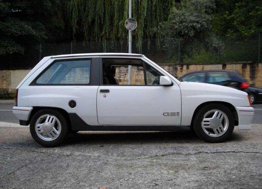 Opel Corsa GSi, la storia della piccola sportiva tedesca - Foto 2 di 9