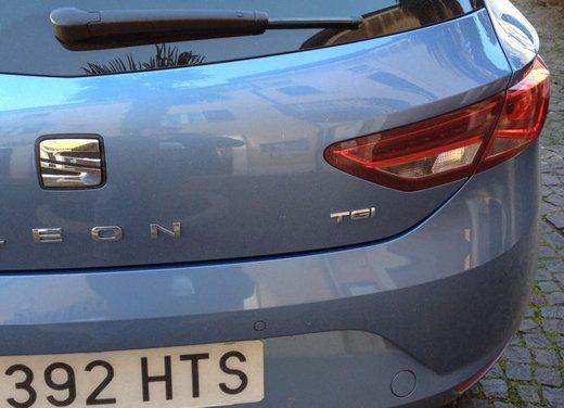 Seat Leon prova su strada delle versioni diesel e metano - Foto 4 di 5