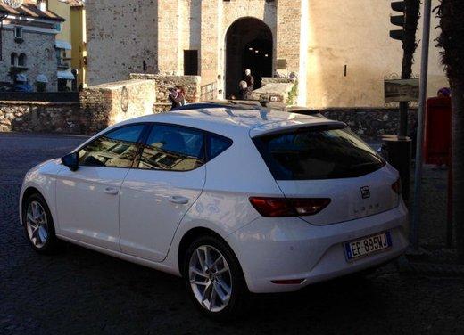 Seat Leon prova su strada delle versioni diesel e metano - Foto 2 di 5