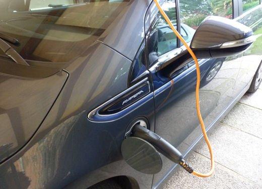 Opel Ampera provata su strada per oltre 500 km in modalità elettrica - Foto 4 di 25
