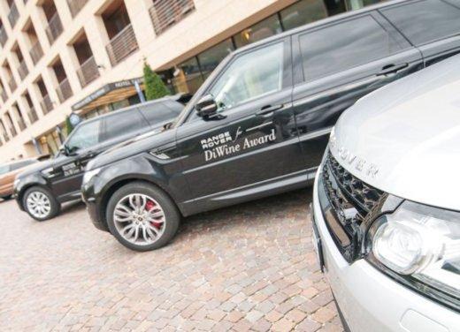 Land Rover DiWine Award 2013, la seconda tappa a Torgiano - Foto 11 di 13
