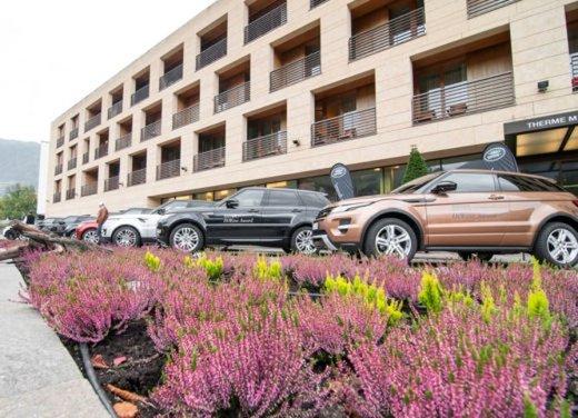Land Rover DiWine Award 2013, la seconda tappa a Torgiano - Foto 12 di 13