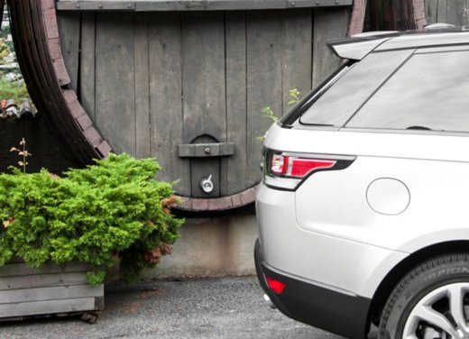Land Rover DiWine Award 2013, la seconda tappa a Torgiano - Foto 13 di 13