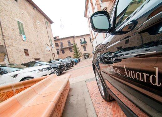 Land Rover DiWine Award 2013, la seconda tappa a Torgiano - Foto 1 di 13