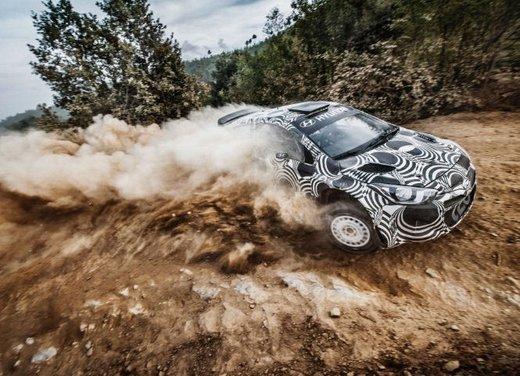 Lancia Ypsilon HF Integrale WRC rendering - Foto 5 di 10