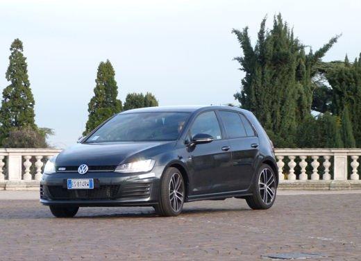 Volkswagen Golf GTD 2.0 TDI 184 CV long test drive - Foto 20 di 20