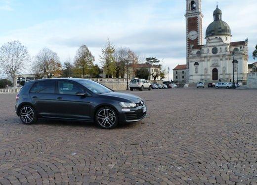 Volkswagen Golf GTD 2.0 TDI 184 CV long test drive - Foto 1 di 20
