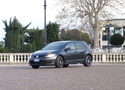 Volkswagen Golf GTD 2.0 TDI 184 CV long test drive - Foto 2 di 20