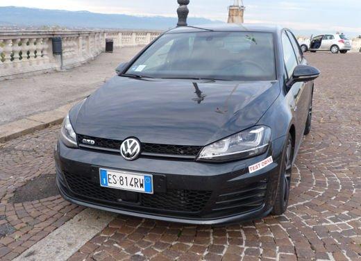 Volkswagen Golf GTD 2.0 TDI 184 CV long test drive - Foto 3 di 20