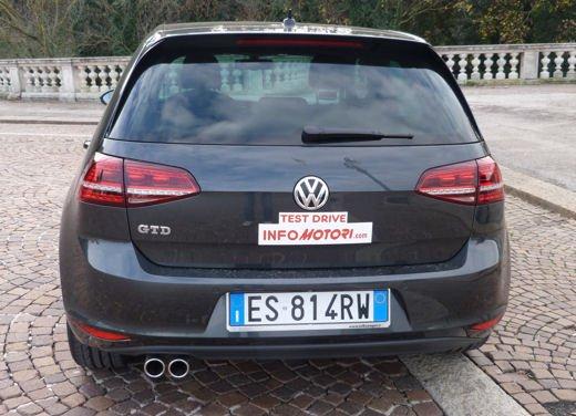 Volkswagen Golf GTD 2.0 TDI 184 CV long test drive - Foto 5 di 20