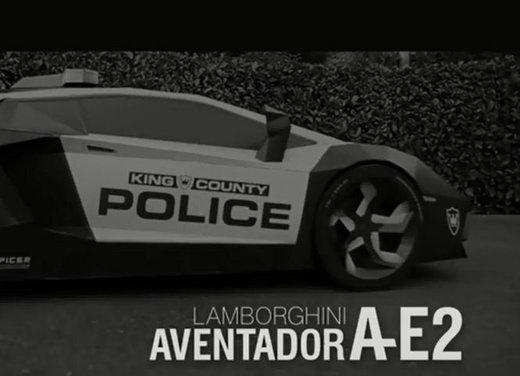 Lamborghini Aventador in cartone ecco il video di come è stata creata - Foto 11 di 18