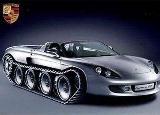 Le Porsche più originali in un ampia gallery - Foto 3 di 24