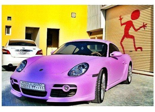 Le Porsche più originali in un ampia gallery - Foto 7 di 24