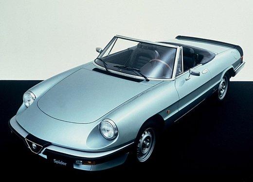 Alfa Romeo Spider 1966 – 1993: la storia - Foto 3 di 5