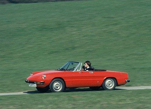 Alfa Romeo Spider 1966 – 1993: la storia - Foto 4 di 5