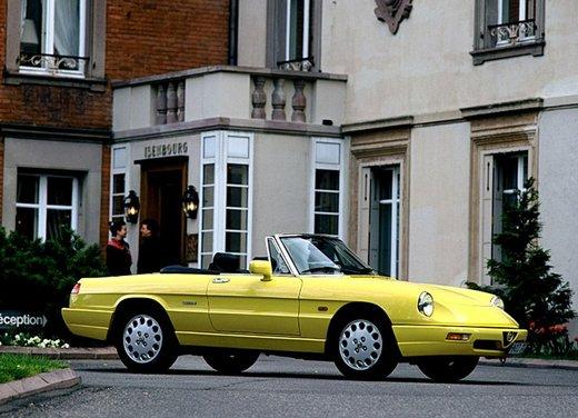 Alfa Romeo Spider 1966 – 1993: la storia - Foto 2 di 5