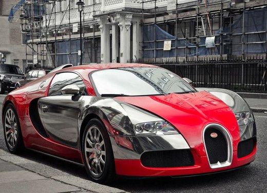 Le Bugatti più particolari, tutte le immagini