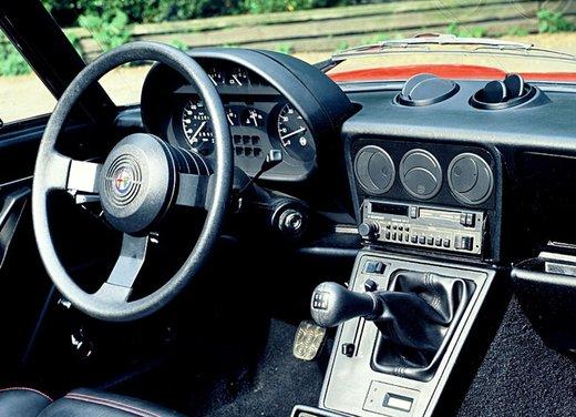Alfa Romeo Spider 1966 – 1993: la storia - Foto 5 di 5