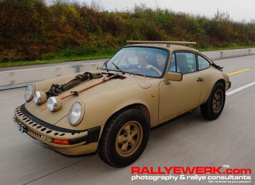 Porsche 911 Safari Concept