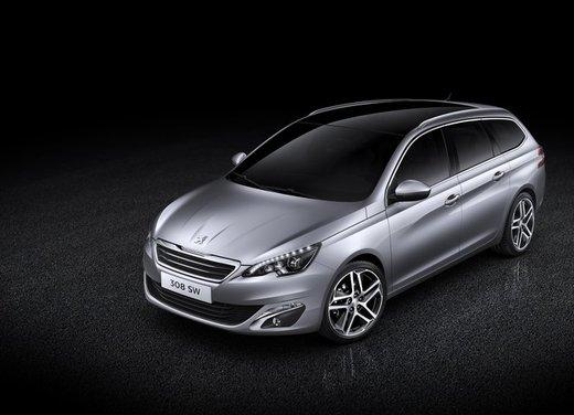 Nuova Peugeot 308 SW - Foto 11 di 23