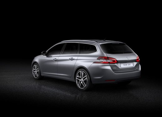 Nuova Peugeot 308 SW - Foto 15 di 23