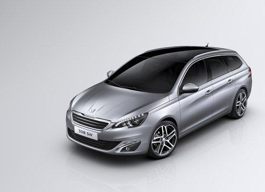Nuova Peugeot 308 SW - Foto 17 di 23