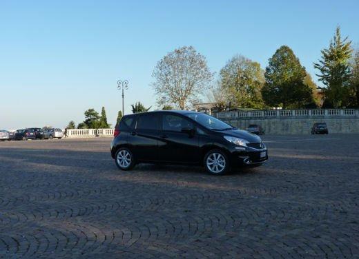 Nissan Note Tekna 1.5 dCi 90 CV long test drive - Foto 13 di 20